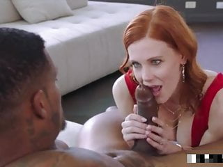 Redhead And Big Cock