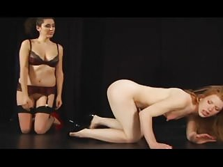 Video 323831401: princess donna, femdom domination submission, femdom lesbian domination, bdsm lesbian domination, submissive lesbian girl, femdom dominates spanks, submissive punished, lesbian dominates redhead, femdom cunnilingus, lesbian girls pussy eating, naughty girl punished, ginger lesbian pussy, dominates straight, stockings domination
