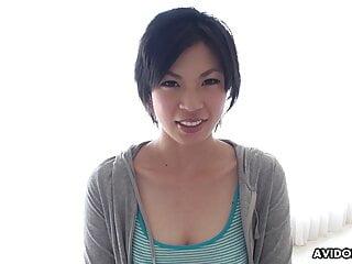 JAV fashion, Saki Aoyama is making xxx video, uncensored
