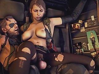 Mission for Quiet Gear: HD (3D Last POV) Metal