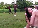 Outdoor College Sex