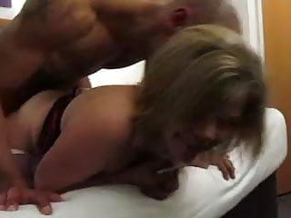 MILF anal fuck