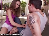 Riley Reid's Pink Pedicured Toes for Her Big Bro's Friend