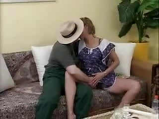 Gardener Fucks Bored Housewife by snahbrandy