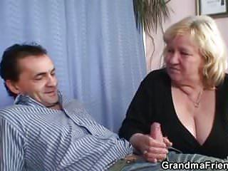 Huge grandma dicks...