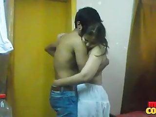 Desi indian bhabhi and devar fucking deep at bed room