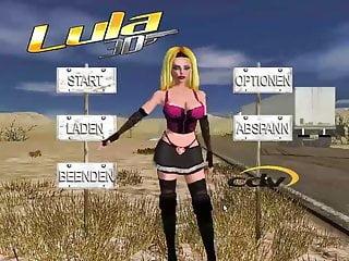 Let's Play Lula 3D - 01 - Lulas Anwesen 1 (deutsch)