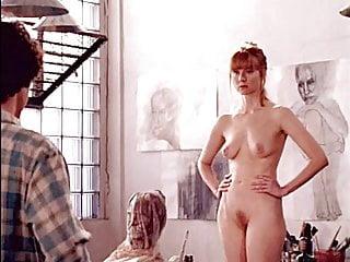 Laura Linney – Full Frontal Nude in Maze scene from 2000