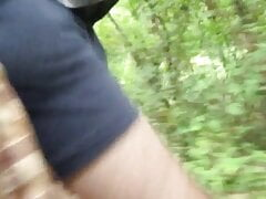 Bulge by the woods