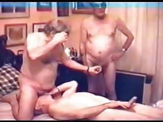 Men orgy...