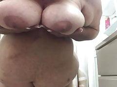 My fat granny 67yo