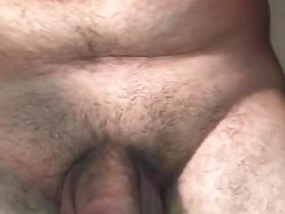 Close up of my cock and...