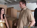 Brazzers - Big Butts Like It Big -  The Ass That Tails scene