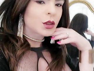 Transex giovanna garbi boobs...
