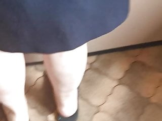 Mother in law upskirt3