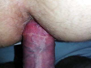 barefucking a muscle ass