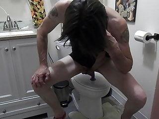 سکس گی kevinstockings and the multi speed dildo, getting a leg up skinny  sex toy masturbation  hd videos crossdresser  anal  amateur