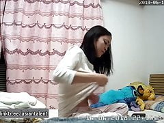Ip camera, Asian girl 2