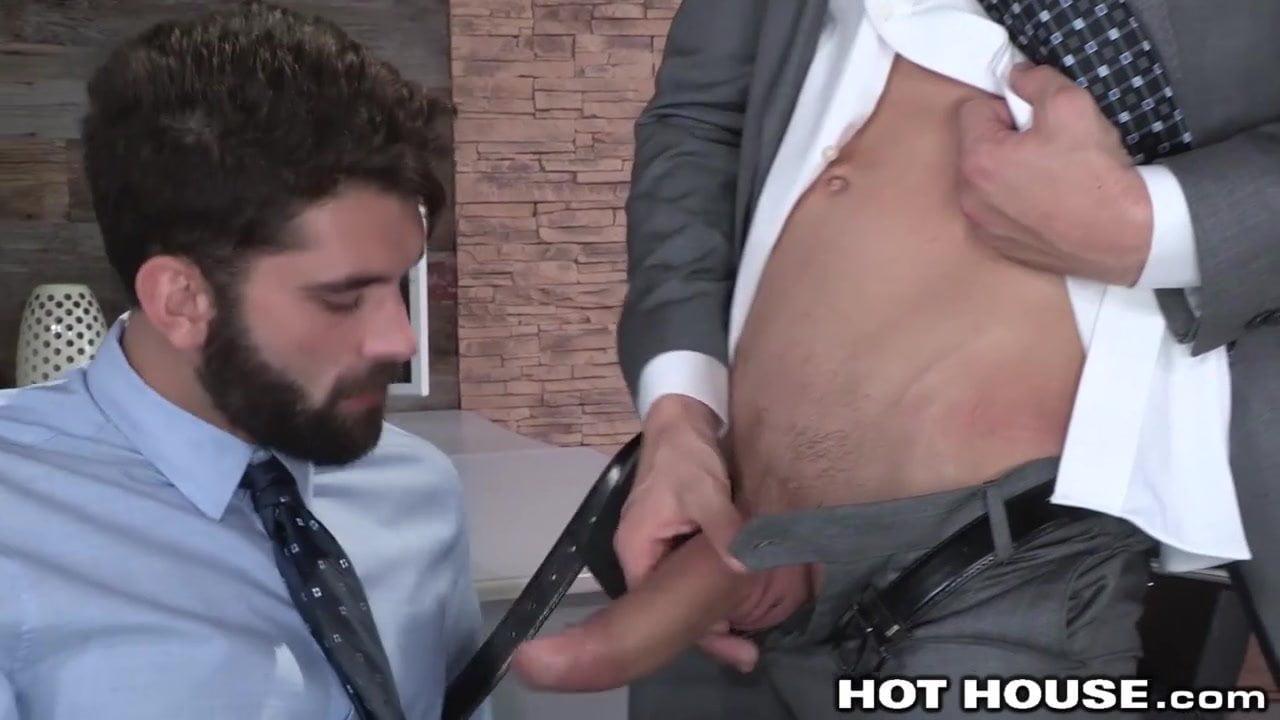 Ebony sucking boobs