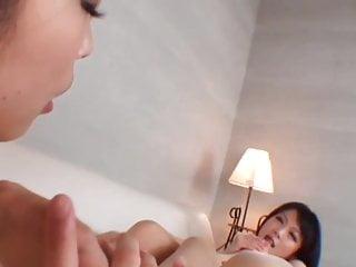 Japanese lesbian foot fetish...