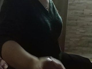 Asian Happy ending massage cumshot