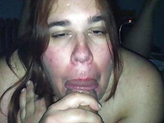 Amateur cum hungry queen...