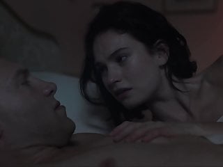 Lily James - ''The Exception'' 04 (open matte)