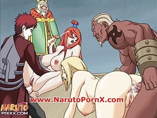 vid: Naruto gets his dick wet in Tsunades eager ninja pussy