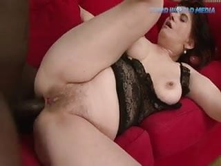 Black Boobed Big Some Brunette Cock Granny Gets