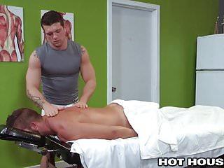 Hot house hunky full service...