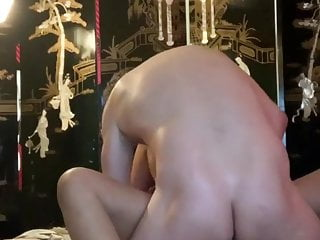 With asian wife and stripper...