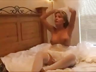 Breeding white wife on her wedding day porn...