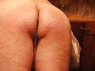 Amateur spanking...