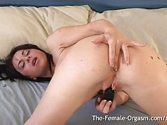 girl has real wet contracting pussy female orgasmfree full porn