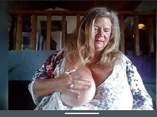 Tits big granny Fat Granny