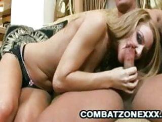 Euro babe Julia Taylor pleasures a hard dick