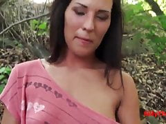 step daughter plays with step dad Dick