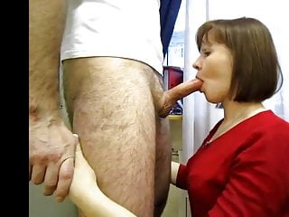 Black Haired Wife Wors A Cock