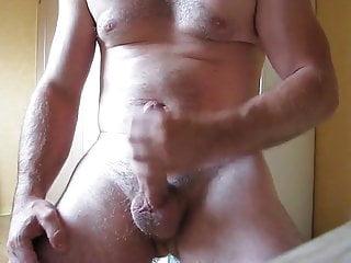 Hot cock wank