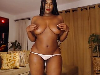 Delicious Black Sexqueen Has Big Round Ass