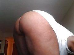 Massive Ass Takes Massive Toy