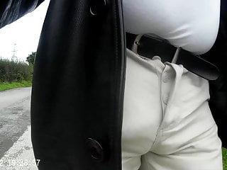 My walking Bulge.