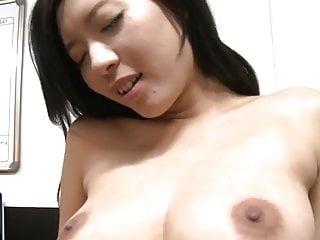Korean Striptease In Workplace Then Get Fucked
