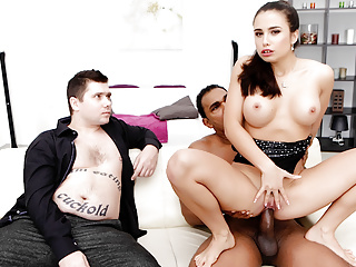 Wife mira cuckold gets destroyed by bbc...