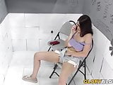 Busty Michele James Takes BBC At A Gloryhole