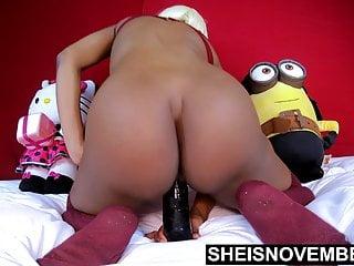 Hd my pussy dildo fuck riding cowgirl big...