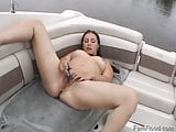 Trixie Masturbates to Squirting Orgasms Outdoors