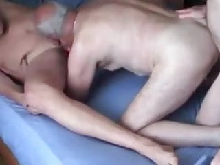 Orgy with Daddies