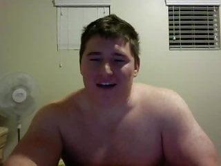 Beefy Boy showing off