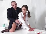 Tricky Old Teacher - Sexy young girls are so lucky